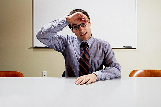 Erros na entrevista de emprego